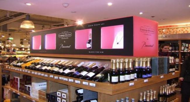 Pubblicità - Espositori per negozi in Plexiglass Colato