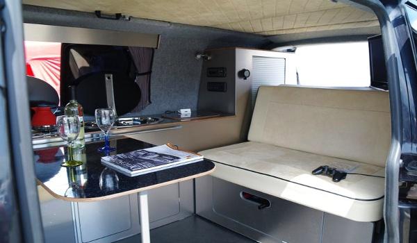 Rivestimenti interni camper in Alluminio composito