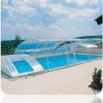 Lexan alveolare per coperture piscine