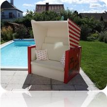 pannello piuma per divano da piscina