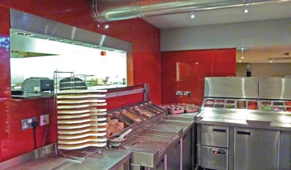 PalcladPro rivestimento cucine