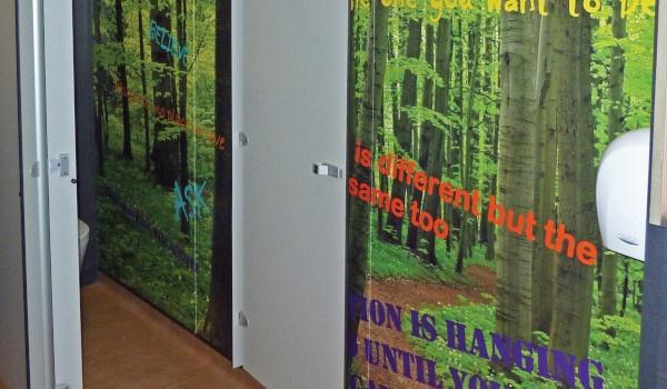 Palclad Pro - Rivestimento pareti per sale ricreative