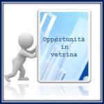 Opportunità in vetrina